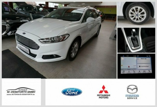 Ford Mondeo Business Edition 180 PS Automatik as E