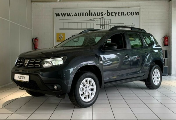 Dacia Comfort TCe 100 ECO-G 2WD as SUV/Off-road Ve