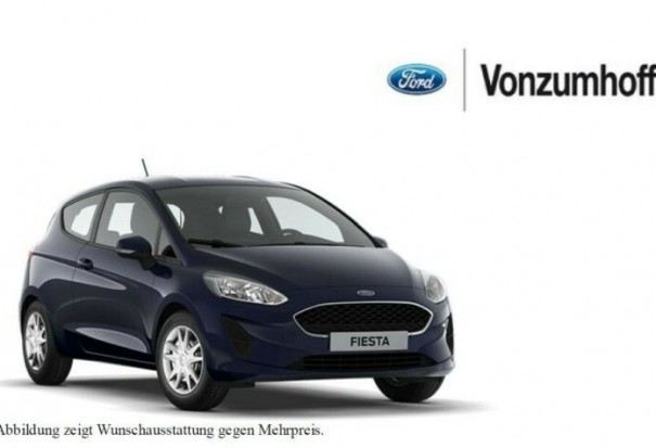 Ford Fiesta Cool & Connect as Small Car in Wuppert